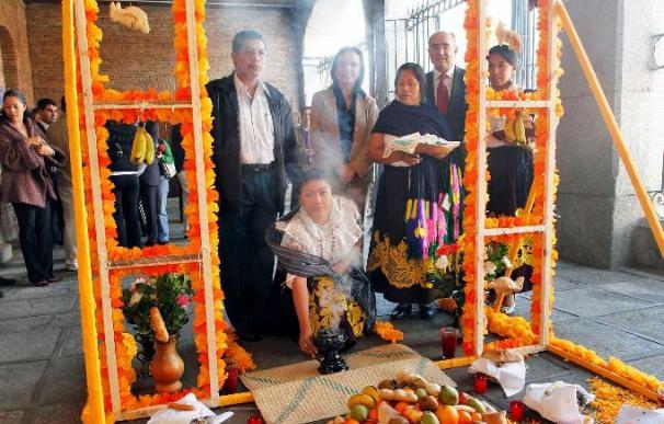 El legado de Vasco de Quiroga hermana a un pueblo indígena de México y a Madrigal