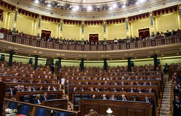 El Congreso avala la ejecución de su Presupuesto con críticas de Unidos Podemos y ERC
