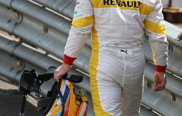 """Alonso dice que tiene """"el peor coche de la parrilla"""""""
