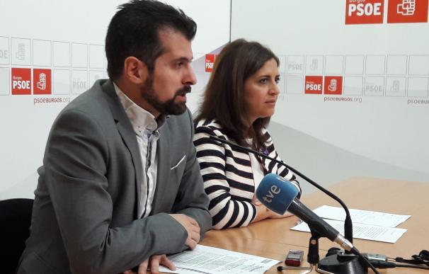 Tudanca lamenta la muerte de una mujer en Burgos y pide poner fin a uno de los mayores problemas de España