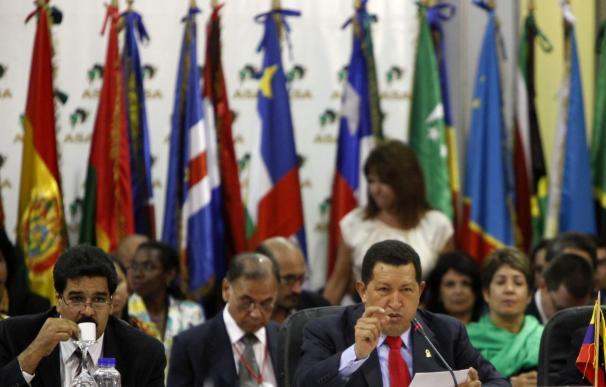 Comienza la segunda jornada de la Cumbre América del Sur-África en Margarita