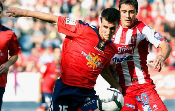1-0. Osasuna suma su segundo triunfo seguido con gol de penalti de Nekounam