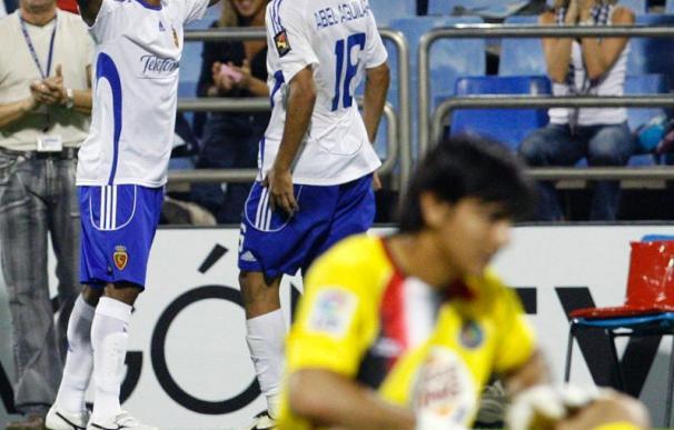 3-0. La estrategia y la presión le dan un triunfo holgado al Zaragoza ante el Getafe