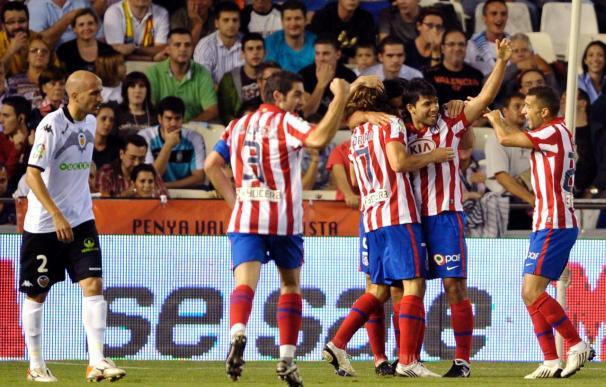 2-2. Las crisis de Valencia y Atlético continúan
