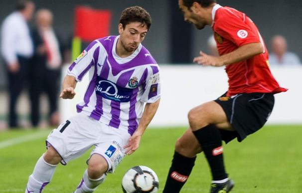 3-0. El Mallorca consolida ante el Valladolid un inicio de Liga histórico
