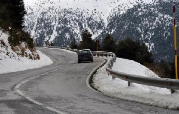 Consejos para conducir con hielo, nieve y fuertes rachas de viento