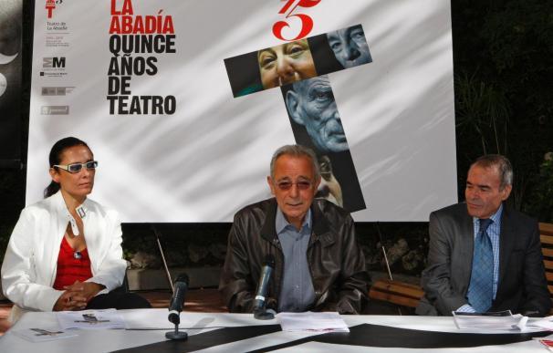 Muestra concede un Premio Ciudad de Huelva al actor y director José Luis Gómez