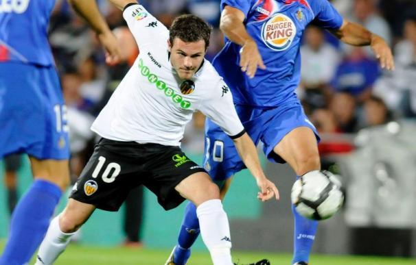 3-1. Pedro León sonroja al Valencia