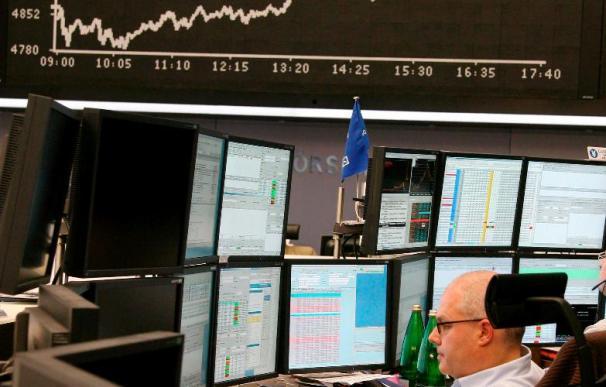 El Dax 30 de Fráncfort baja el 1,07 por ciento en la apertura