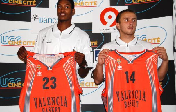 """Valencia Basket y la Diputación de Valencia presentan un acuerdo para """"vivir el basket"""""""