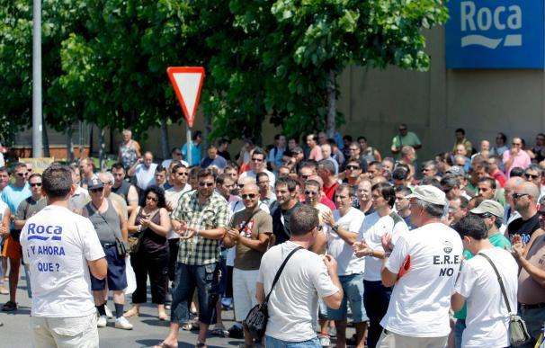 Las negociaciones entre Roca y los sindicatos siguen estancadas tras reunirse hoy