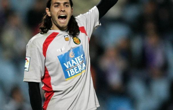 """El portero del Mallorca dice que tiene """"ganas"""" de jugar ante el Valladolid"""