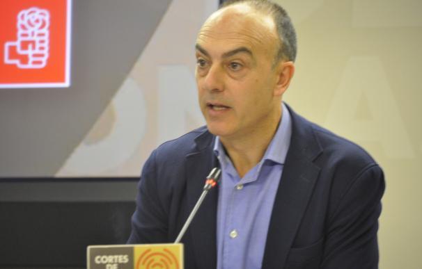 """Alfredo Sancho (PSOE) dice que Aragón necesita una """"sensación de más unidad"""" ante la reunión del CPFF"""