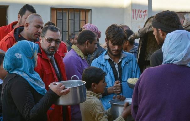 España promueve en el Consejo de Seguridad una nueva resolución para un alto el fuego en Alepo