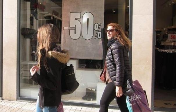Las ventas del comercio minorista crecen en Canarias un 3,5% en octubre, el tercer mayor aumento del país