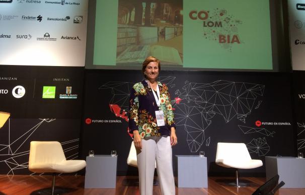 """González Menorca: """"Los ámbitos empresariales y de negocio deben incorporar el español a grandes áreas de influencia"""""""