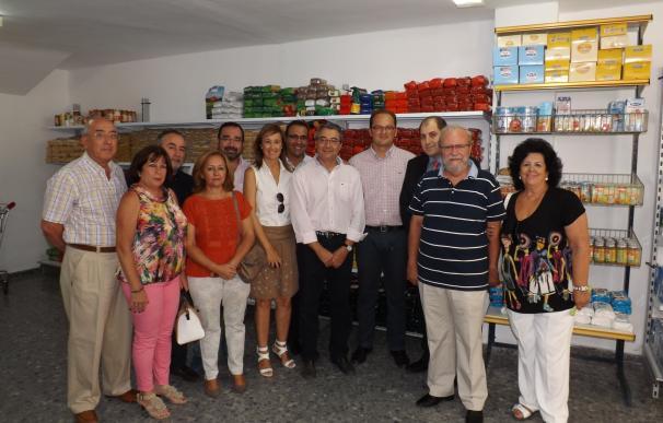 PSOE de Isla Cristina lamenta que el pleno rechace la iniciativa para crear un economato social