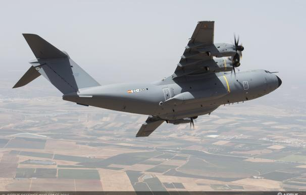 Cospedal preside este jueves en Sevilla la entrega oficial del primer A400M al Ejército del Aire