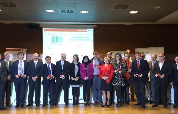 Reconocimiento a la Diputación por su trayectoria de apoyo a Cruz Roja Jaén