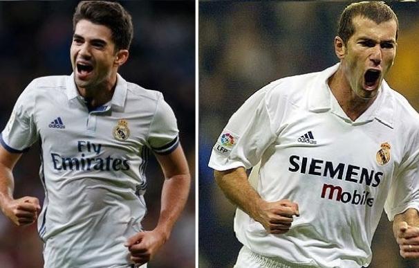 Enzo sigue los pasos de Zidane y entran en la saga de padres e hijos jugadores