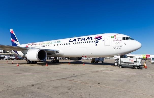 Latam Airlines prevé transportar 40.000 viajeros anuales entre Barcelona y Lima