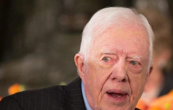 Jimmy Carter pide a Obama que reconozca al Estado de Palestina antes del 20-E