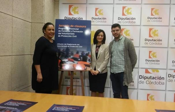 Villafranca acogerá la clausura del Programa de Fomento y Formación de Voluntariado de Protección Civil
