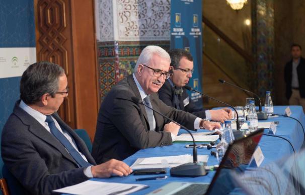 """Jiménez Barrios aboga por que el Mediterráneo sea un """"espacio común de contacto y no de conflictos"""""""