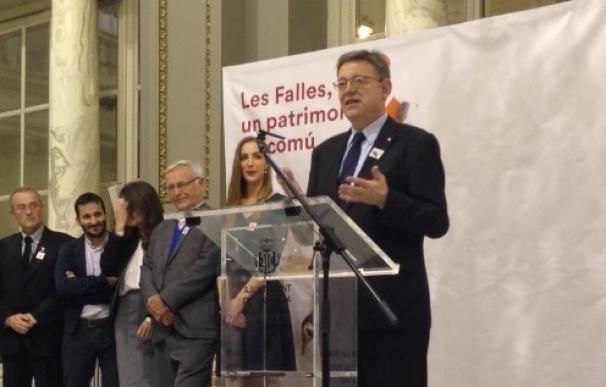 """Puig: """"Las instituciones hemos de dar un paso adelante para aprovechar la oportunidad de relanzar las Fallas"""""""