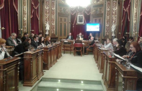 PNV y PSE, con la abstención del PP, aprueban el presupuesto de Bilbao para 2017, que asciende a 527,9 millones