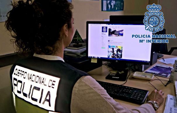 Desmantelado un punto de venta de droga en Jerez (Cádiz) gracias a la información dada en Facebook a la Policía