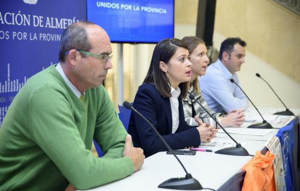 La XIII 'Fiesta del Deporte' de la Asociación Asprodesa cierra este jueves el Paida de Diputación