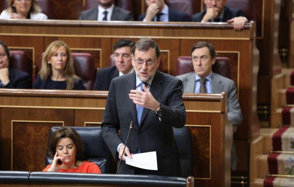 Rajoy confirma que RTVE cerrará el año sin déficit y pone como reto adaptarse a los cambios del mundo audiovisual