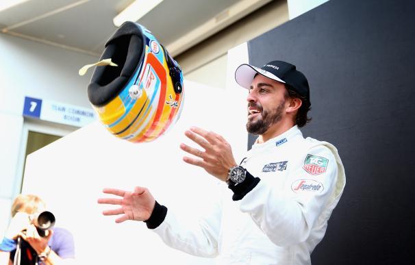 Alonso, ante un futuro esperanzador: finaliza 10º tras puntuar en 8 GP y sueña con los triunfos en 2017