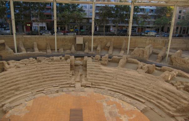 Los museos de la Ruta de Caesaraugusta se pueden visitar en Internet