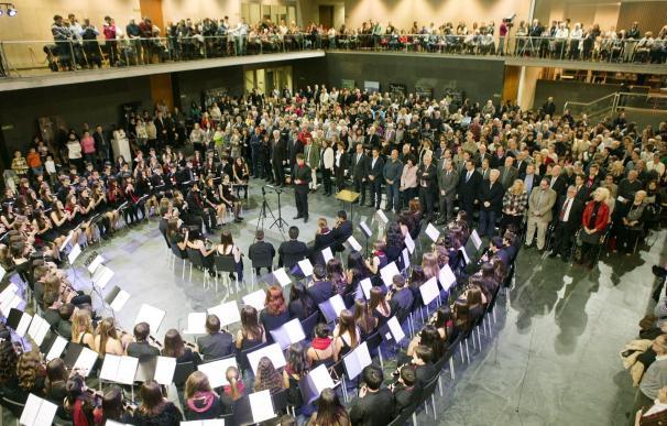 Un total de 3.500 artistas participarán en los 88 conciertos programados el Día de Navarra