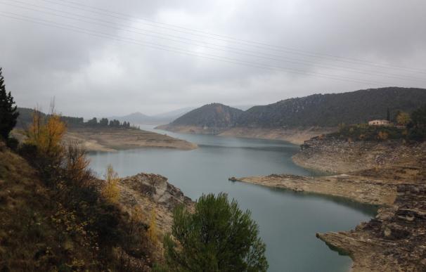 Los embalses reciben 1.230 hm3 y suben hasta el 50,3% de su capacidad total por las lluvias abundantes