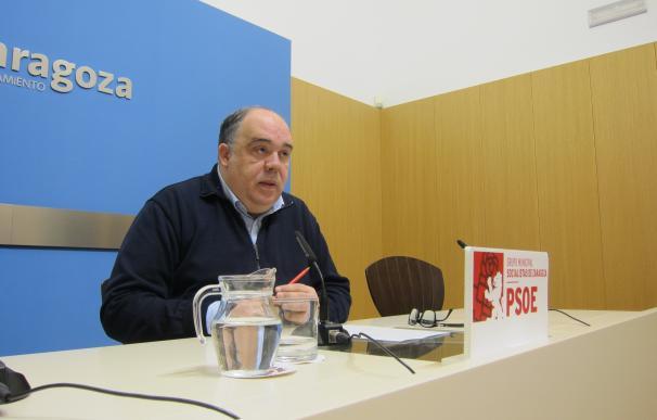 El PSOE se opone a las viviendas de Pontoneros y Las Fuentes porque supone pedir un crédito de 8,8 millones