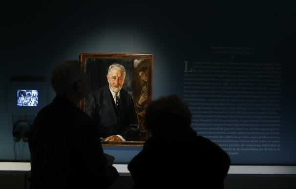 """El Greco, Dalí y Sorolla en Madrid para homenajear al pedagogo Manuel B. Cossío, el hombre que hizo """"de su vida arte"""""""
