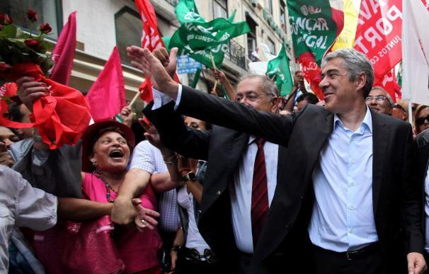 Los dos grandes rivales de la democracia portuguesa, de nuevo frente a frente
