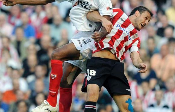 0-4. El Sevilla castiga con crudeza a un débil Athletic