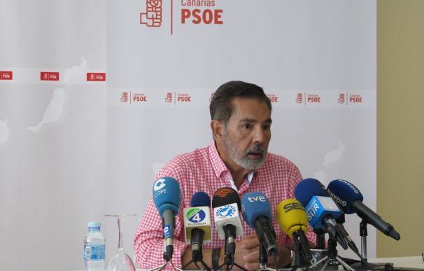 """Fraga (PSOE) ve la situación política """"compleja"""" y avanza que habrá que """"tomar decisiones"""""""