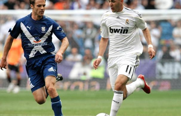 3-0. Benzema despierta al Real Madrid