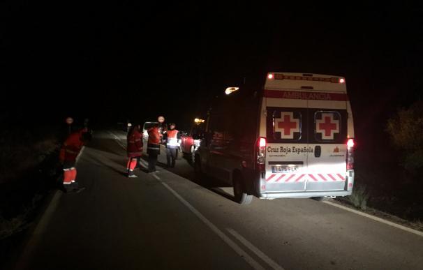 Localizado con síntomas de hipotermia leve el hombre que había desaparecido cerca de Santa Marta (Badajoz)