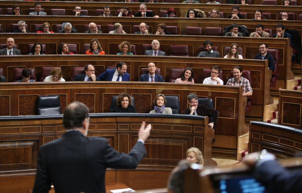 El Congreso tumba la propuesta de Unidos Podemos de pedir al CGPJ un protocolo ante ataques a su independencia judicial