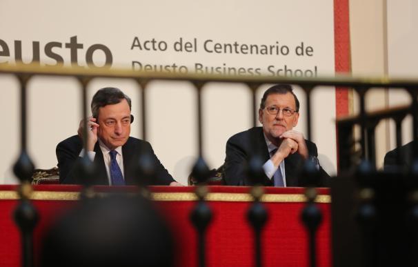 """(Ampliación) Rajoy ve """"imprescindible"""" no derogar reformas y pide apoyo para aprobar el techo de gasto"""