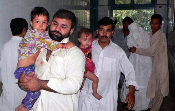 Al menos 6 muertos y 20 heridos en nuevo atentado en el noroeste paquistaní