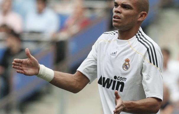 """Pepe, """"contento"""" por haber podido disfrutar de nuevo de la Liga"""