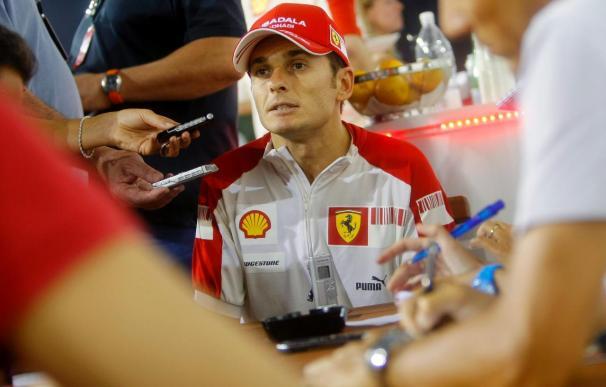 Alguersuari y Fisichella eliminados en la primera ronda