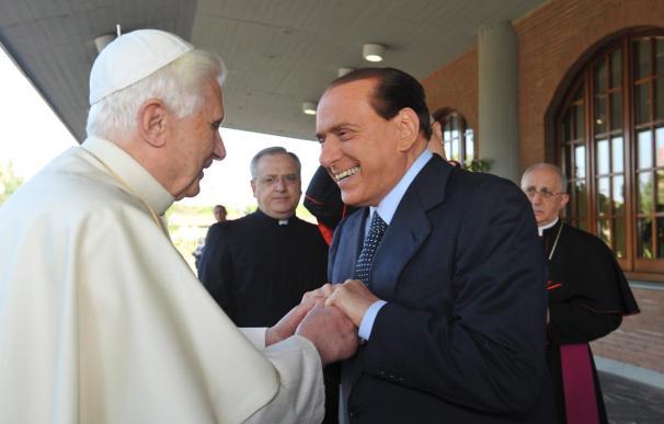 Benedicto XVI llegó a Praga en su visita pastoral a la República Checa